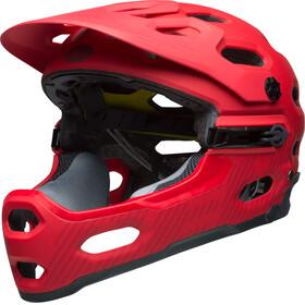 Bell Super 3R MIPS Kask rowerowy czerwony